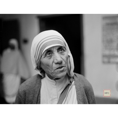 Zvonimir Atletic, MOTHER TERESA 09, Calcutta, 1977