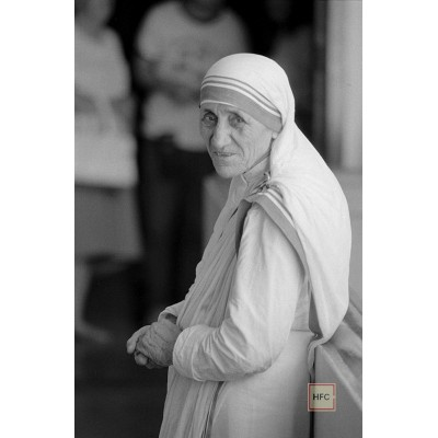 Zvonimir Atletic, MOTHER TERESA 52, Calcutta, 1987