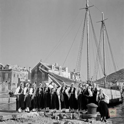 ŽENE U ZLARINU, 1955-59
